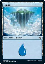 島/Island No.48 【英語版】 [JMP-土地C]