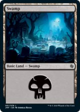 沼/Swamp No.61 【英語版】 [JMP-土地C]