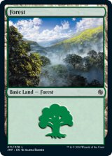森/Forest No.71 【英語版】 [JMP-土地C]