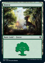 森/Forest No.73 【英語版】 [JMP-土地C]