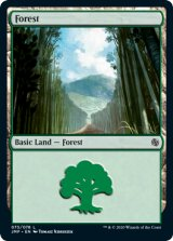 森/Forest No.75 【英語版】 [JMP-土地C]