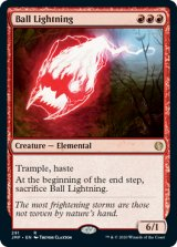 ボール・ライトニング/Ball Lightning 【英語版】 [JMP-赤R]