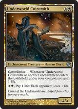 死の国の造幣工/Underworld Coinsmith 【英語版】 [JOU-金U]《状態:NM》