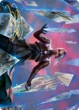 [アート・カード] 多元宇宙の警告/Behold the Multiverse No.010 (箔押し版) 【英語版】 [KHM-トークン]