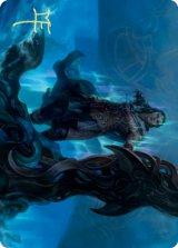 [アート・カード] 航海の神、コシマ/Cosima, God of the Voyage No.012 (箔押し版) 【英語版】 [KHM-トークン]