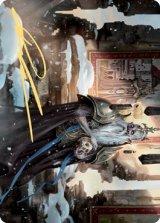 [アート・カード] 背信の王、ナーフィ/Narfi, Betrayer King No.062 (箔押し版) 【英語版】 [KHM-トークン]