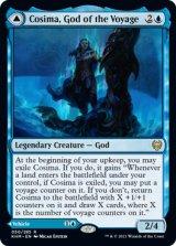 航海の神、コシマ/Cosima, God of the Voyage 【英語版】 [KHM-青R]