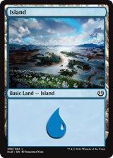 島/Island No.255 【英語版】 [KLD-土地]《状態:NM》