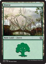 森/Forest No.264 【英語版】 [KLD-土地]《状態:NM》