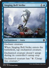 鐘音の一撃/Singing Bell Strike 【英語版】 [KTK-青C]《状態:NM》
