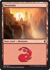 山/Mountain No.264 【英語版】 [KTK-土地]《状態:NM》
