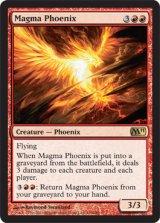 マグマのフェニックス/Magma Phoenix 【英語版】 [M11-赤R]