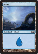 島/Island No.234 【英語版】 [M14-土地]《状態:NM》