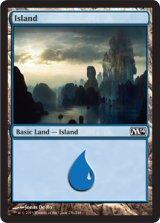 島/Island No.236 【英語版】 [M14-土地]