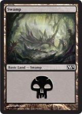 沼/Swamp No.238 【英語版】 [M14-土地]