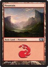山/Mountain No.243 【英語版】 [M14-土地]