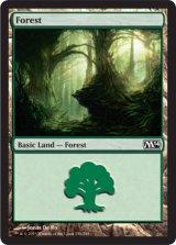 森/Forest No.248 【英語版】 [M14-土地]