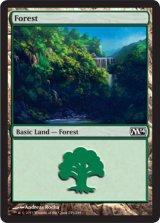 森/Forest No.249 【英語版】 [M14-土地]《状態:NM》