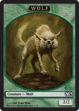 狼/WOLF 【日本語版】 [M14-トークン]