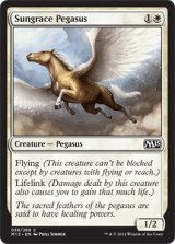 天麗のペガサス/Sungrace Pegasus 【英語版】 [M15-白C]