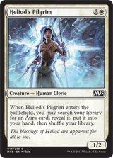 ヘリオッドの巡礼者/Heliod's Pilgrim 【英語版】 [M15-白C]《状態:NM》