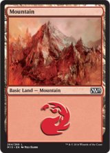 山/MountainNo.264【英語版】 [M15-土地]