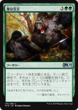 優位宣言/Declare Dominance 【日本語版】 [M19-緑U]《状態:NM》