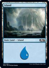 島/Island No.267 【英語版】 [M20-土地C]