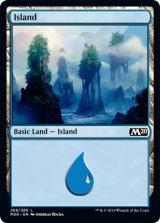 島/Island No.268 【英語版】 [M20-土地C]