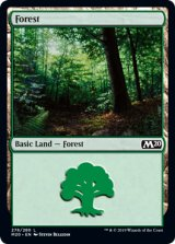 森/Forest No.278 【英語版】 [M20-土地C]