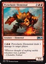 火砕の精霊/Pyroclastic Elemental 【英語版】 [M20-赤U]《状態:NM》