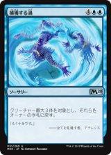 捕獲する渦/Captivating Gyre 【日本語版】 [M20-青U]《状態:NM》