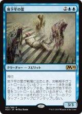 地下牢の霊/Dungeon Geists 【日本語版】 [M20-青R]