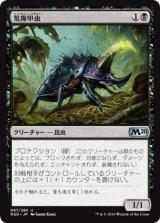 荒廃甲虫/Blightbeetle 【日本語版】 [M20-黒U]