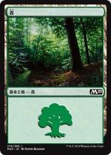 森/Forest No.278 【日本語版】 [M20-土地C]