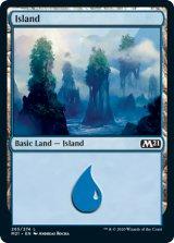 島/Island No.265 【英語版】 [M21-土地C]《状態:NM》