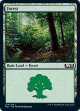 森/Forest No.273 【英語版】 [M21-土地C]《状態:NM》
