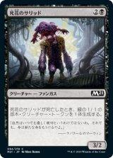 死花のサリッド/Deathbloom Thallid 【日本語版】 [M21-黒C]