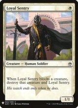忠誠な歩哨/Loyal Sentry 【英語版】 [MB1-白C]