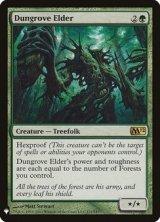ダングローブの長老/Dungrove Elder 【英語版】 [MB1-緑R]《状態:NM》