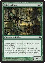 荒廃後家蜘蛛/Blightwidow 【英語版】 [MBS-緑C]《状態:NM》