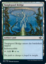 糸絡渦の橋/Tanglepool Bridge 【英語版】 [MH2-土地C]