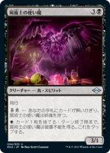 屍術士の使い魔/Necromancer's Familiar 【日本語版】 [MH2-黒U]