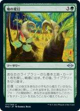 地の変幻/Terramorph 【日本語版】 [MH2-緑U]