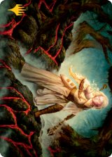 [アート・カード] ヴェクの聖別者/Sanctifier en-Vec No.006 (箔押し版) 【日本語版】 [MH2-トークン]