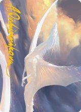 [アート・カード] 永久のドラゴン/Timeless Dragon No.009 (箔押し版) 【日本語版】 [MH2-トークン]