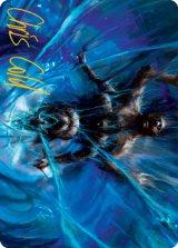 [アート・カード] 砕け散った自我/Shattered Ego No.019 (箔押し版) 【日本語版】 [MH2-トークン]