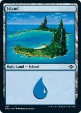 島/Island No.483 【英語版】 [MH2-土地C]