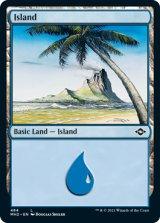 島/Island No.484 【英語版】 [MH2-土地C]