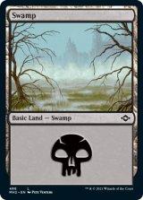 沼/Swamp No.486 【英語版】 [MH2-土地C]